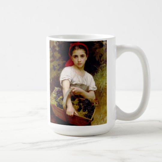 Bouguereau Harvester Coffee Mug