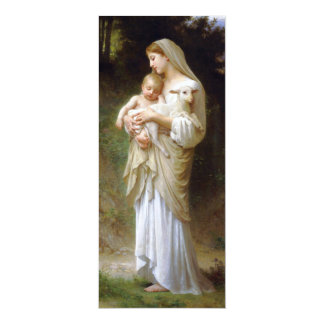 Bouguereau Innocence Invitations