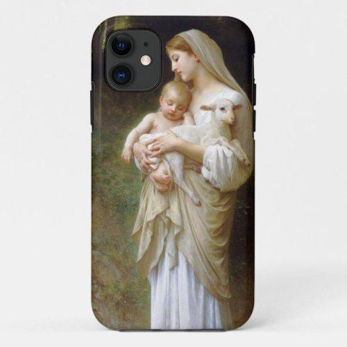 Bouguereau Innocence iPhone 5 Case Phone Case
