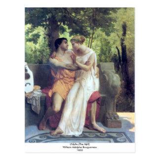 Bouguereau - L Idylle Postales