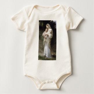 Bouguereau-Linnocence Baby Bodysuit