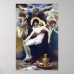 Bouguereau - Pietà Posters