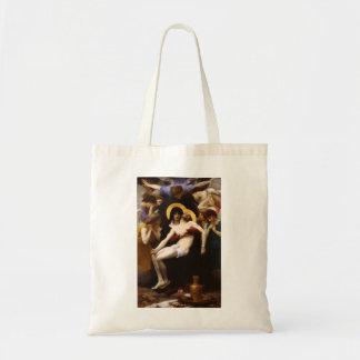 Bouguereau Pieta Tote Bag