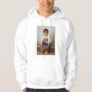 Bouguereau The Hard Lesson Hoodie