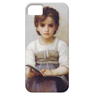 Bouguereau The Hard Lesson iPhone 5 Case