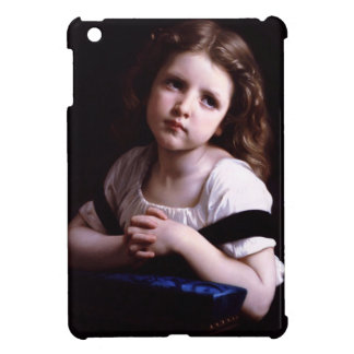 Bouguereau The Prayer iPad Mini Cases