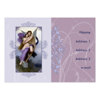 Bouguereau The Rapture of Psyche Business Card