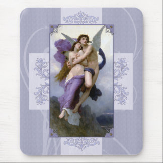 Bouguereau The Rapture of Psyche Mouse Pad