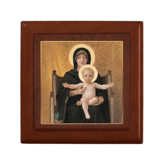 Bouguereau Virgin and Child CC0273 Gift Box