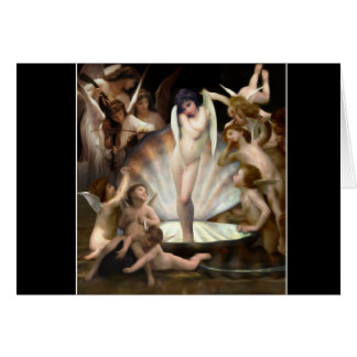 Bouguereau's Angels Surround Cupid Greeting Cards