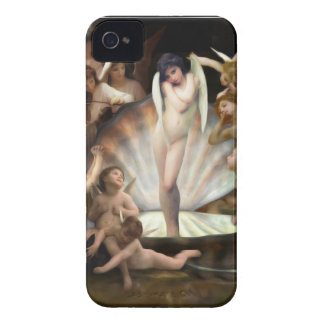 Bouguereau's Angels Surround Cupid iPhone 4 Cases