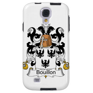 Bouillon Family Crest Galaxy S4 Case