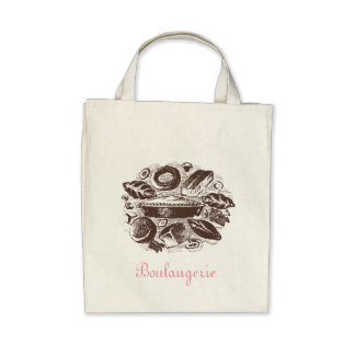 Boulangerie Organic Tote Tote Bags