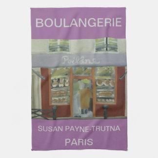 BOULANGERIE PARIS HAND TOWEL