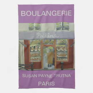 BOULANGERIE PARIS TOWELS