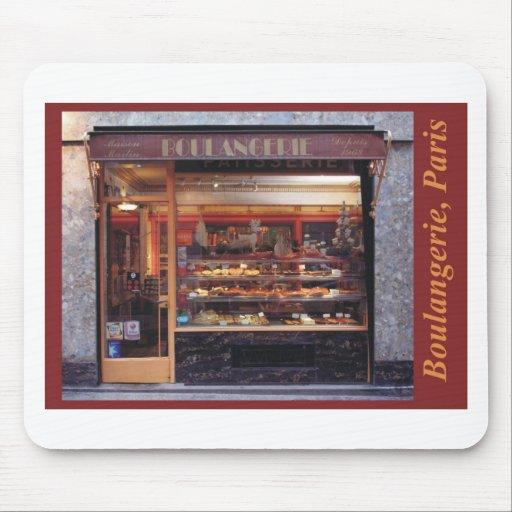boulangerie París Tapetes De Ratones