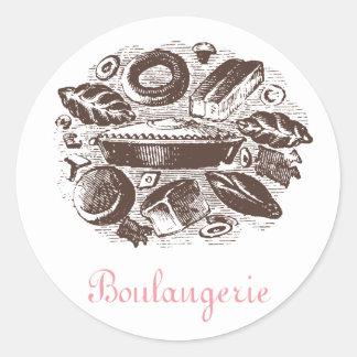 Boulangerie Stickers