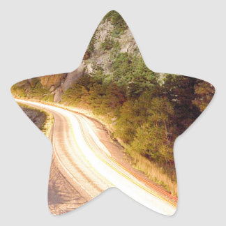 Boulder_Canyon_Beams_Light.jpg Star Sticker