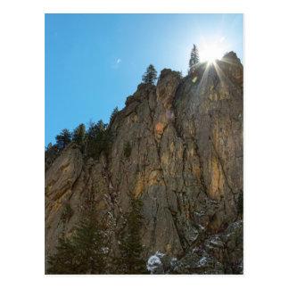 Boulder Canyon Narrows Pinnacle Postcard