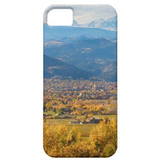 Boulder Colorado Autumn Scenic View iPhone 5 Cover