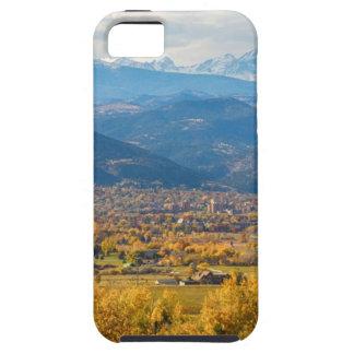Boulder Colorado Autumn Scenic View iPhone 5 Case