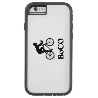 Boulder Colorado BoCo Cycling Tough Xtreme iPhone 6 Case