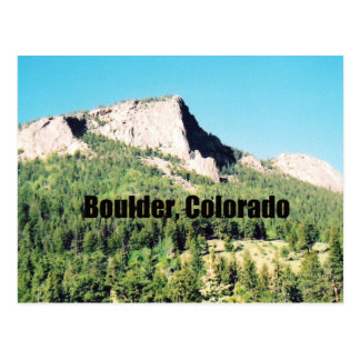 Boulder, Colorado Post Cards