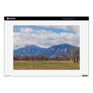 "Boulder Colorado Prairie Dog View 15"" Laptop Skin"