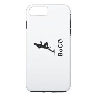 Boulder Colorado Running BoCo iPhone 8 Plus/7 Plus Case