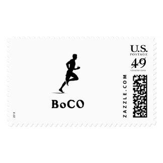 Boulder Colorado Running BoCo Postage