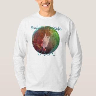 BOULDER, Colorado Shirts