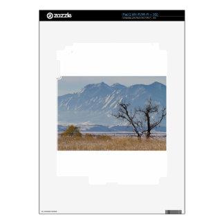 Boulder Colorado Snowy Front Range View.jpg iPad 2 Skin