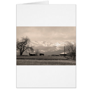 Boulder County Greeting Cards