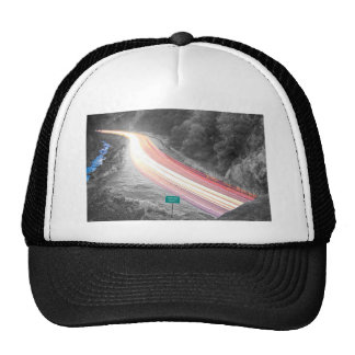 Boulder County Colorado Blazing Canyon View BWSC Trucker Hat