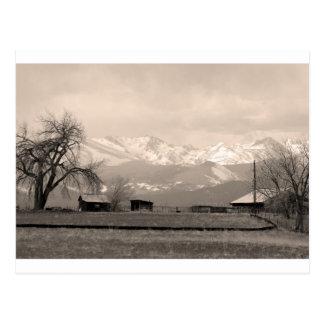 Boulder County Postcard