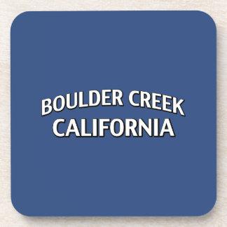 Boulder Creek California Beverage Coasters