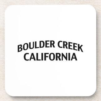 Boulder Creek California Drink Coaster