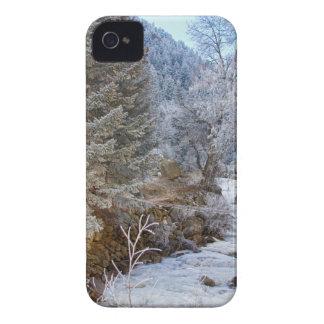 Boulder Creek Winter Wonderland iPhone 4 Case-Mate Case