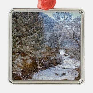 Boulder Creek Winter Wonderland Christmas Tree Ornament