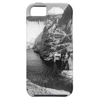 Boulder Dam (aka Hoover Dam) by Ansel Adams iPhone 5 Cases