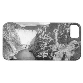 Boulder Dam (aka Hoover Dam) by Ansel Adams iPhone SE/5/5s Case