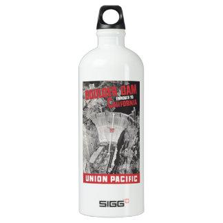 Boulder Dam, Hoover Dam, America Water Bottle