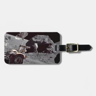 Boulder lunar etiquetas bolsa