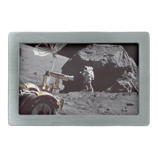 Boulder lunar hebillas de cinturon rectangulares