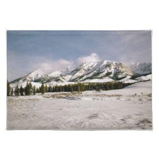 Boulder Mountain View Placemat
