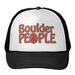 boulder People Trucker Hat