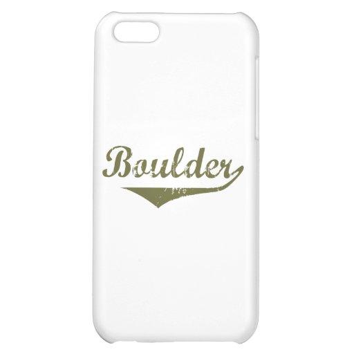 Boulder Revolution tee shirts iPhone 5C Cases