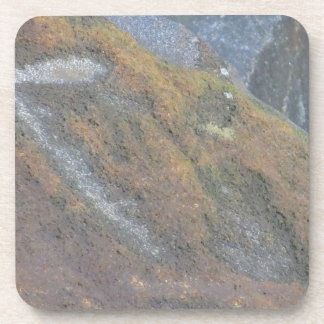 Boulder Surface Texture Drink Coasters