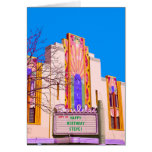 Boulder Theater Customizable Markee Card