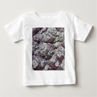 Bouldered Rocks with Lichen Moss Baby T-Shirt